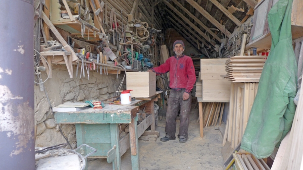 If I were a carpenter