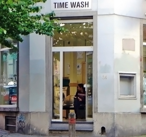 Time Washing